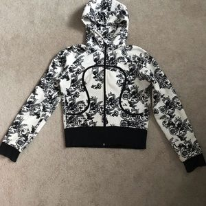 Lululemon Scuba Hoodie Sweater Jacket - size 6
